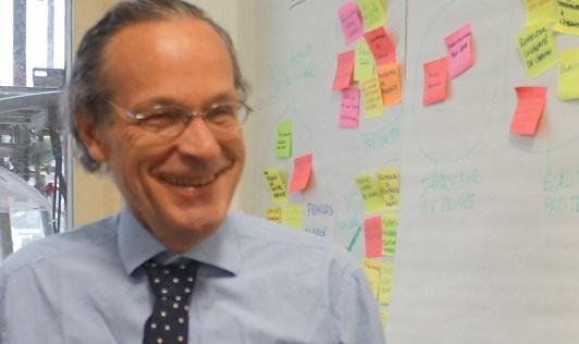 Hubert, un manager comme on les aime :)