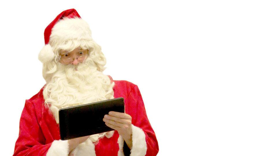 Objets Connectés Noël