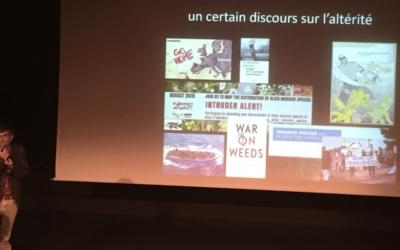 Ce que les Plantes Invasives nous disent de notre Regard sur le Monde : une Conférence qui Bouscule
