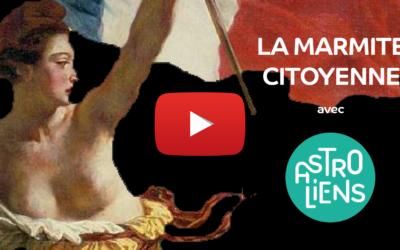 Pitch Start Up : Astroliens à la Marmite Citoyenne [Vidéo]