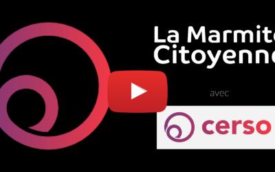 Pitch Start Up : Cerso à la Marmite Citoyenne [Vidéo]